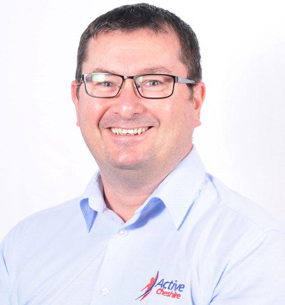 Aiden Wilkinson Senior Partnership Manager (Warrington), Active Cheshire