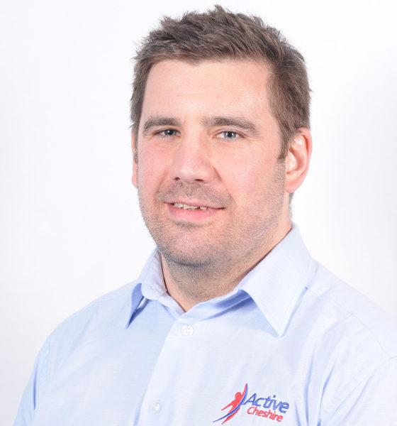 Duncan Settrington Senior Partnership Manager (West), Active Cheshire