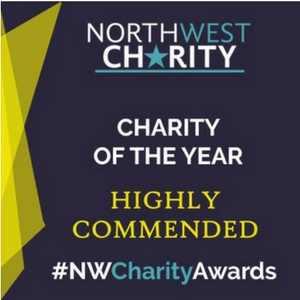 North West Charity of the Year Highly Commended
