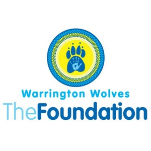 Warrington Wolves Foundation Logo