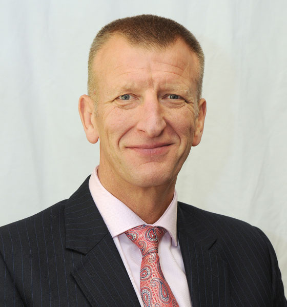 Paul Hancock Active Cheshire Chairman